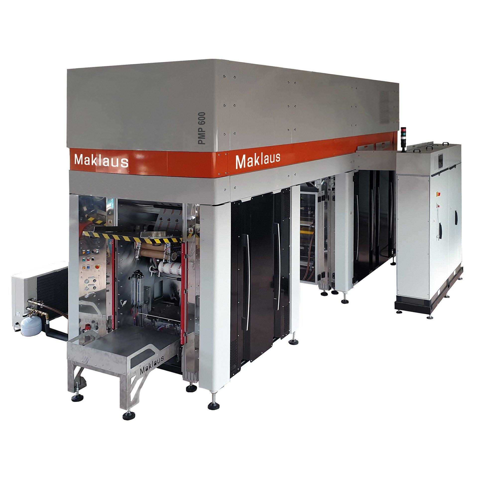 Pmp600 Printing Machine Q